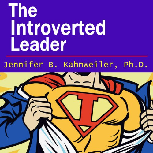 The Introverted Leader cover art