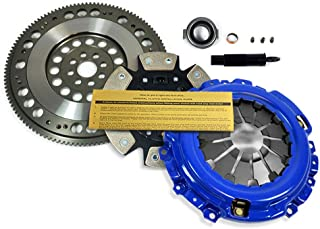 EFT STAGE 3 CLUTCH KIT+ CHROMOLY FLYWHEEL WORKS WITH 02-06 RSX TYPE-S / 02-11 CIVIC Si K20
