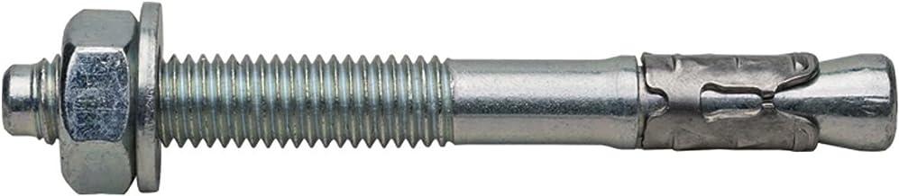 MUNGO M1T stalen bouten met goedkeuring optie 1, 12 x 100 x 200 mm, verzinkt blauw, 25 stuks, 3601220