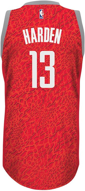 Adidas Men's Houston Rockets James Harden Crazy Light Jersey