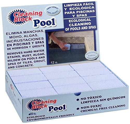 Reinigingsblok 10023ei zwembad, tegels (12 stuks)