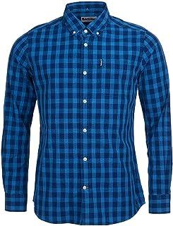 Barbour BACAM3347-MSH Indaco - Camisa para hombre