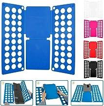 CHOUREN Lazy Fast Clothes Folding Board T-Shirt Folder Shirt Flip Tool Save Time Quick Clothes Folding Board Clothes Holde...