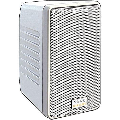 Bogen S4W Lautsprecher für MP3& iPod weiß
