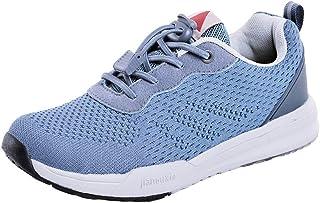 Zapatos para Mujer Zapatillas de Deportiva Calzado Malla Transpirables Loafer Ligeros cómodo y Antideslizante Moda Slip on Huecos Sneakers para Caminar Walking Primavera/Verano 2019