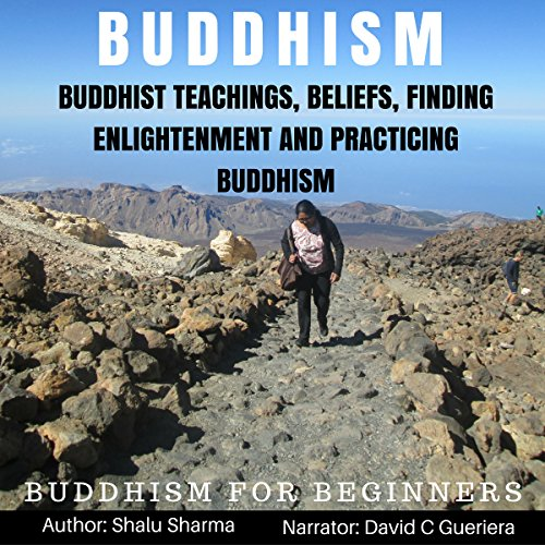 Buddhism: Buddhist Teachings, Beliefs, Finding Enlightenment and Practicing Buddhism audiobook cover art