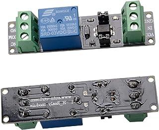 ZHITING 3V 1 Kanaals Relais Schakelaar Module met Optocoupler Opto Isolatie Hoge Niveau Trigger voor IOT ESP8266 Developme...