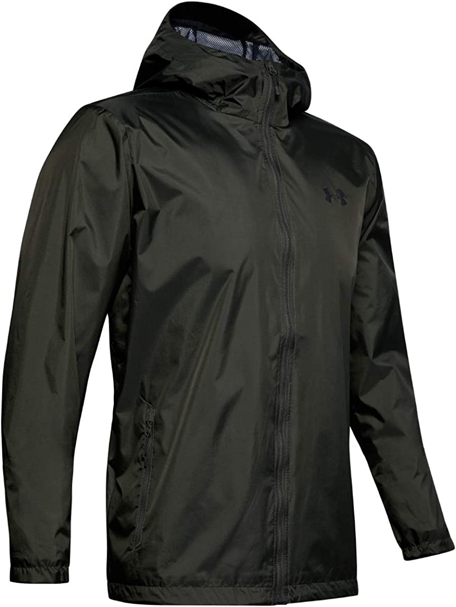 Under Armour Forefront Rain Jacket Green