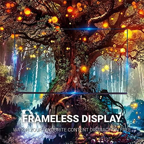 Huidi 109 cm (43 inches) Full HD Smart LED TV HD43PROS (Black) (2021 Model)