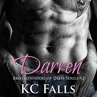 Darren audiobook cover art