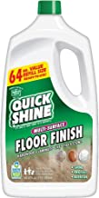 Quick Shine Multi-Surface Floor Finish and Polish, 64 oz. Refill Bottle