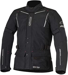 Alpinestars Guayana Men's Street Motorcycle Jackets - Black/Large