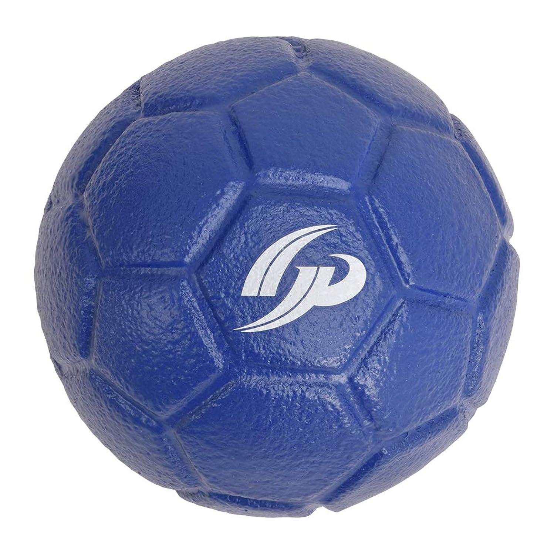 精査背骨ステージGP (ジーピー) ボール サッカー ドッジボール ソフトフォーム しわくちゃボール 直径15cm ブルー