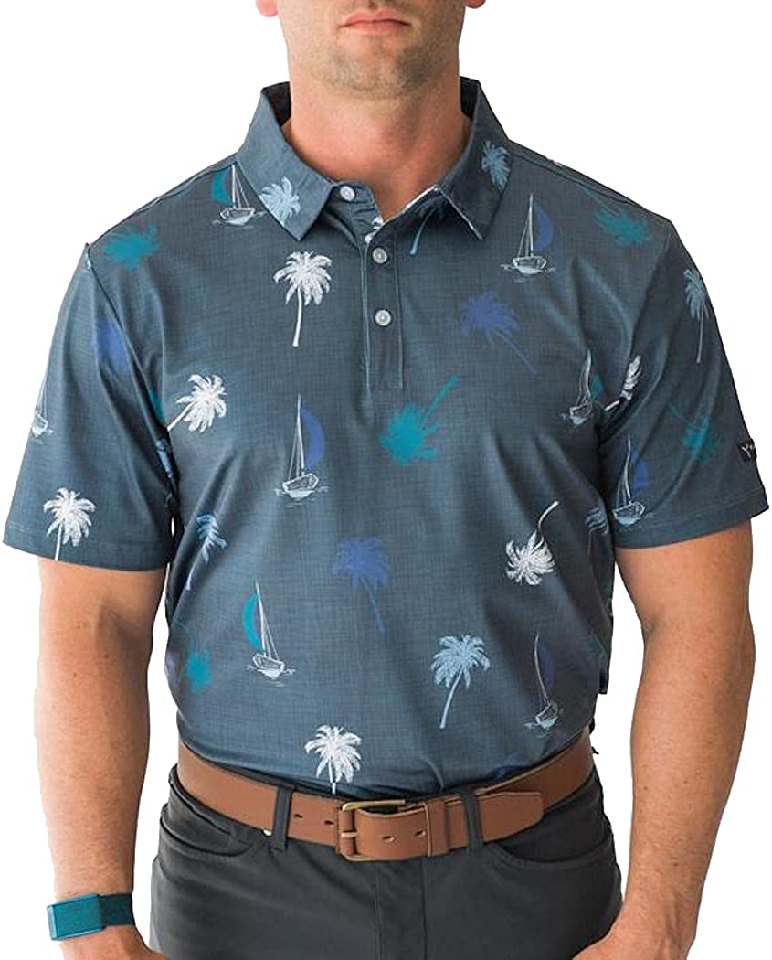 YATTA GOLF Standout New products world's highest quality popular 2021 Performance Golf Men†Polo – Shirts