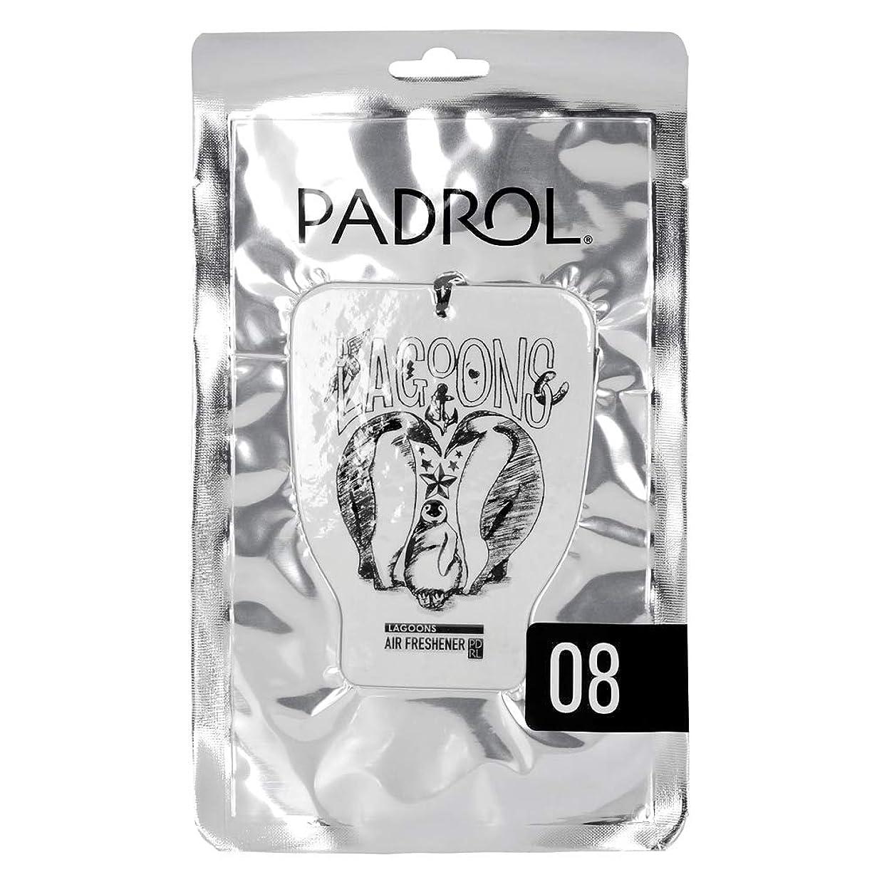 ウォルターカニンガムエゴイズムとは異なりPADROL ルームフレグランス エアーフレッシュナー LAGOONS 吊り下げ オリエンタルムスクの香り PAD-5-08