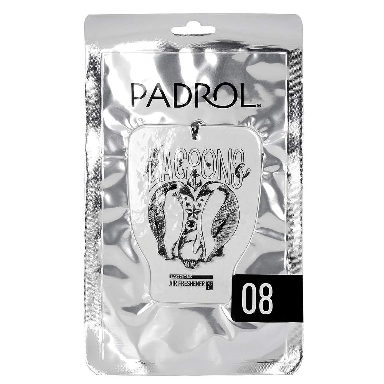 自動化受け取る粘り強いPADROL ルームフレグランス エアーフレッシュナー LAGOONS 吊り下げ オリエンタルムスクの香り PAD-5-08