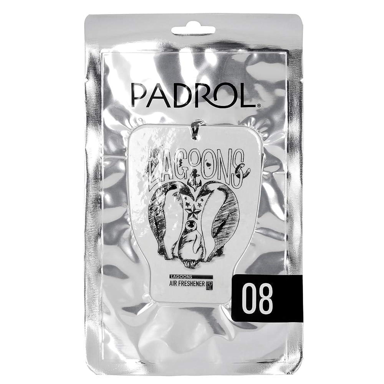 PADROL ルームフレグランス エアーフレッシュナー LAGOONS 吊り下げ オリエンタルムスクの香り PAD-5-08