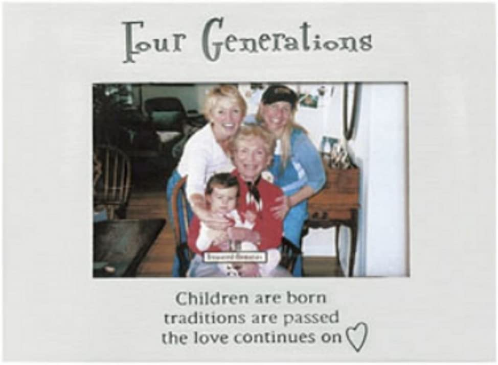 Ganz Four Generations Frame Holds Manufacturer regenerated product 4 x quality assurance Photo 6