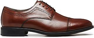 Julius Marlow Mens Lesson Lace-Up Flats Shoes