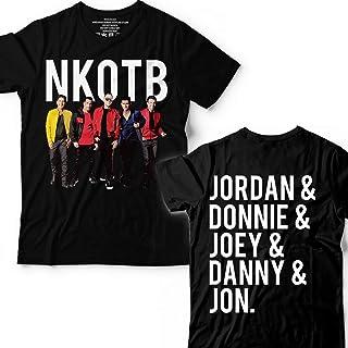 separation shoes 5b6cc 30575 NKOTB 30 Years Of New-Kids Anniversary Customized T-Shirt Long Sleeve