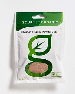 Gourmet Organic Herbs Chinese 5 Spice Powder, 30 g