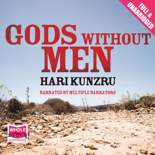 Gods Without Men audiobook cover art
