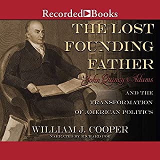 The Lost Founding Father cover art