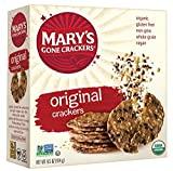 Mary's Gone Crackers | Crackers-Original [Gluten Free and Organic] 6.5 Oz[1PK]