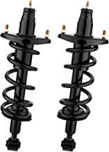 AUTOSAVER88 Rear Pair Complete Struts & Coil Spring Assembly For 2001-2005 Honda Civic,Quick Struts Shock Kit ATSS0K01