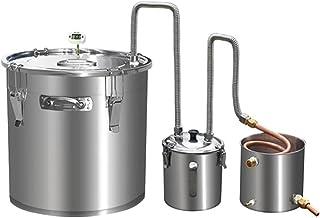 Petit équipement de brassage, machine à vin, distillateur d'huile essentielle de rosée pure, filtre à vin (50 l)