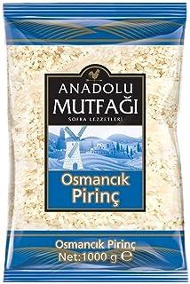 Anadolu Mutfağı Osmancık Pirinç 1 Kg