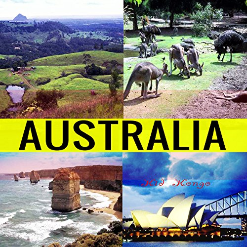 Australia audiobook cover art