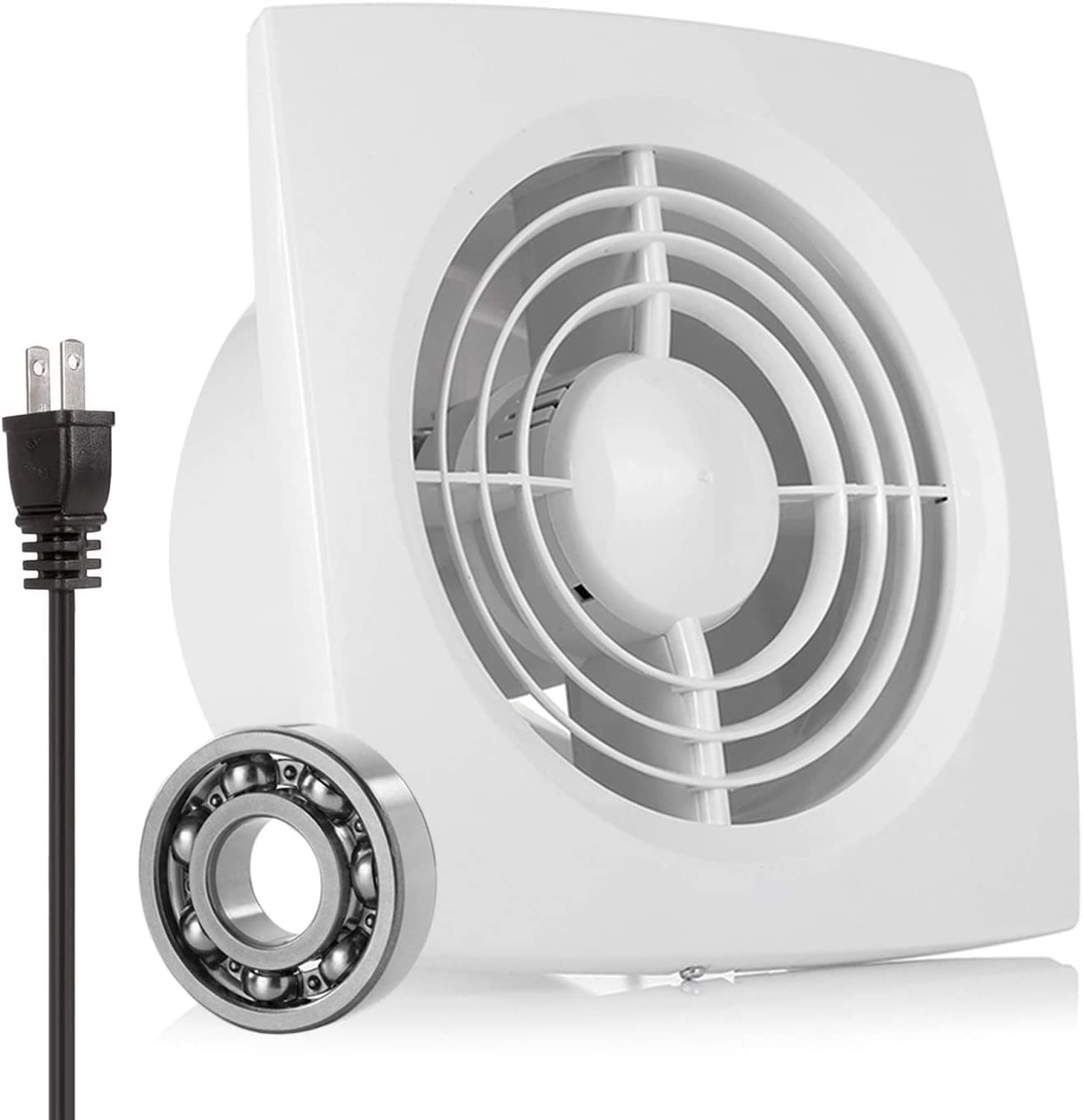 Exhaust half Fan Extractor Low price HG POWER Ultra Inch 6 Silent Home Ventila