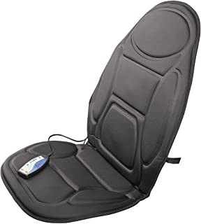 Massager Seat Cushion for Back, Hips & Thighs - Use in Car, Home, Office