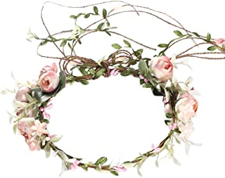 Best flower girl flower crown Reviews