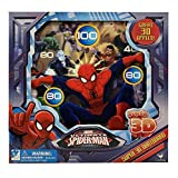 Spider-Man 3D Magnetic Dart Board Game