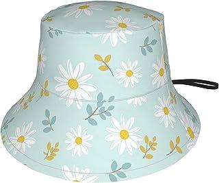 قبعة شمس للأطفال للبنات والأولاد مع حماية من الخيط والشمس، أغطية للأطفال قبعات دلو في الصيف شاطئ الصيد المشي لمسافات طويلة