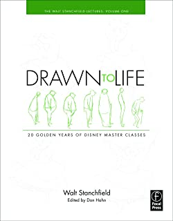 Drawn to Life: 20 Golden Years of Disney Master Classes: Volume 1: The Walt Stanchfield Lectures: 01