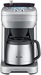 Breville BDC650BSS Remanufactured the Grind Control Coffee Maker(Renewed)