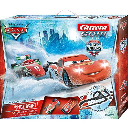 Carrera Go!!! - 20062359 - Circuit - Disney/Pixar - Ice Drift