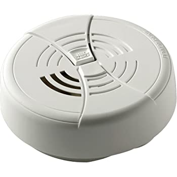 6-pack Portable Smoke Alarm Detector With Ionization Sensor Battery Operated