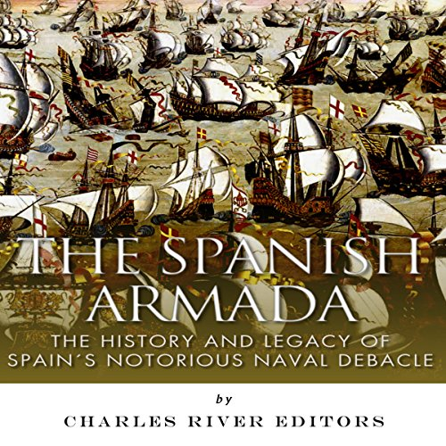The Spanish Armada audiobook cover art