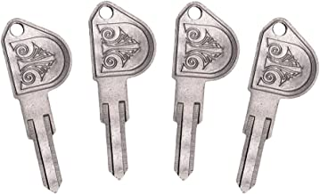Architectural Mailboxes 5143 Key Blank for High Security Mailbox Lock
