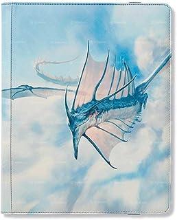 Arcane Tinman Binder: Dragon Shield 18 Pocket (Sideload) Portfolio: Strata Sky Blue, One Size AT-34219