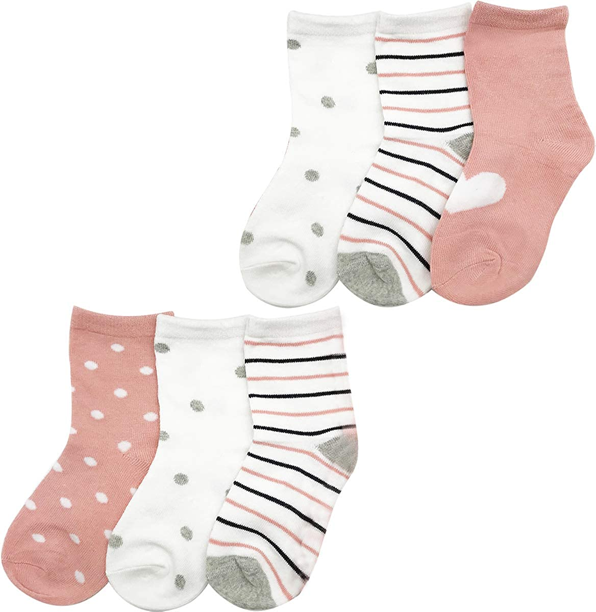 Intim Secret Intim Secret Pack 6 Lange zufällige Socken