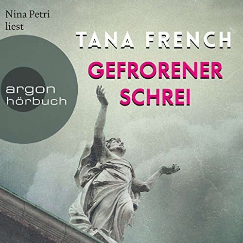 Gefrorener Schrei audiobook cover art