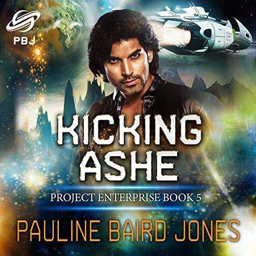 Kicking Ashe cover art