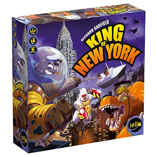 IELLO - 51171 - King Of New York (Version Française)