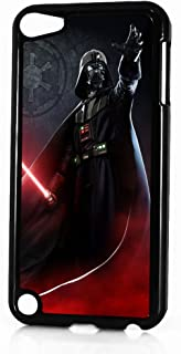 ( For iPod Touch 6 / iTouch 6 ) Back Case Cover - A11432 Starwars Darth Vader