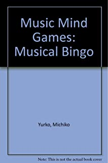 Music Mind Games: Level 1 -- Bingo Cards / Dictation Slates, Game Cards